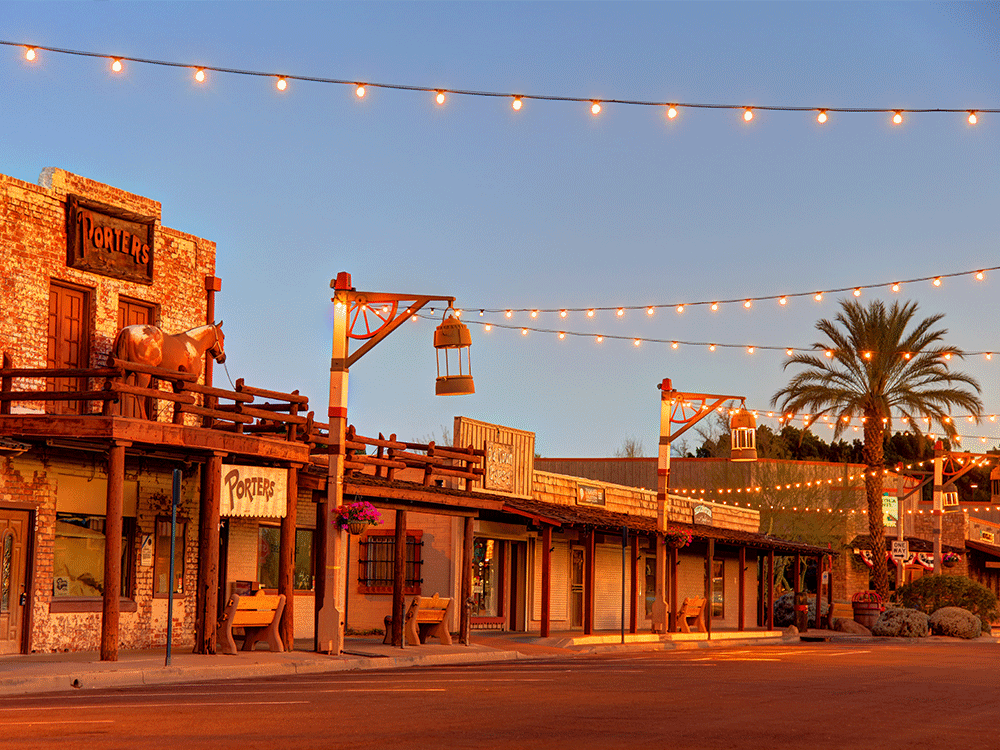 old town scottsdale culture